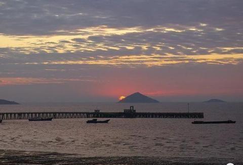 这里是上海最后的一个渔村 捕鱼范围南至钓鱼岛,北近韩国济州岛