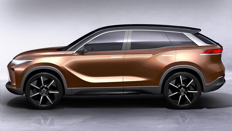 北汽发布会圆满结束,品牌新LOGO发布、EU7及概念车齐亮相