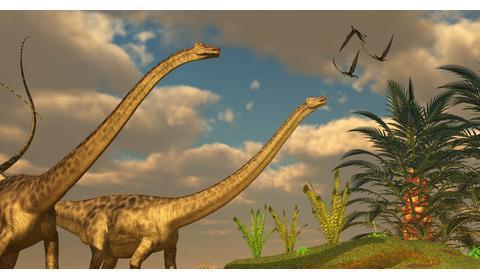 为什么恐龙进化数亿年没有演化文明?人类进化万年却演化灿烂文明