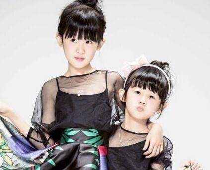 张柏芝两个儿子好似复制粘贴,陆毅两个女儿和郭京飞闺女长太像