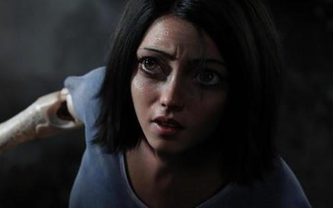 《阿丽塔:战斗天使》内地首周票房4.34亿