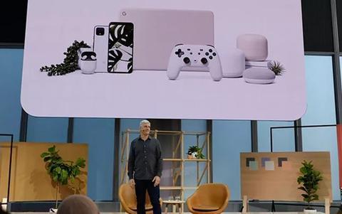 谷歌年度硬件新品发布!Pixel 4后摄撞脸苹果,隔空操控撞车华为