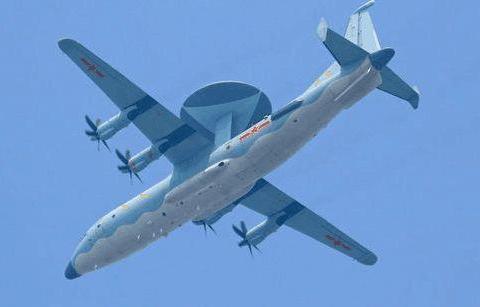 空警500预警机高调亮相:技术世界先进,数字阵列雷达可反隐身