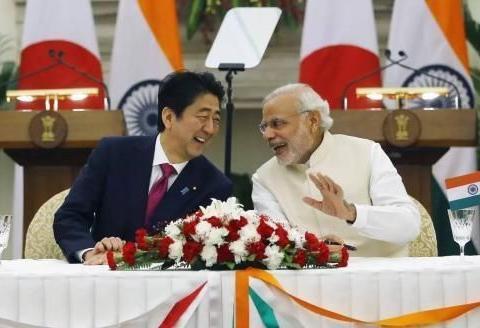 印度将千亿人民币高铁大单,交于日本修建,并夸下海口要超越中国