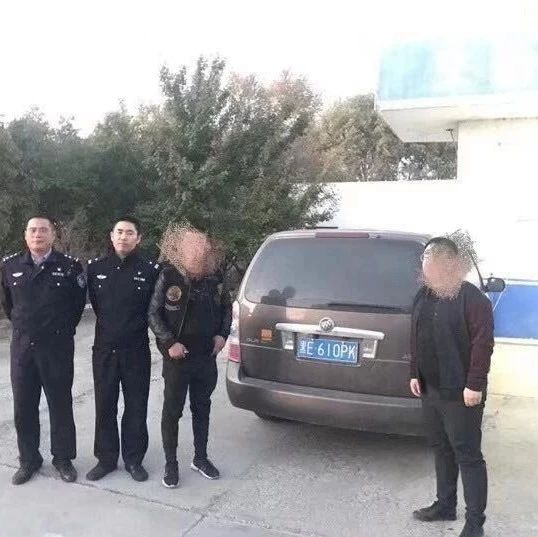 哈尔滨:冲撞民警、多次强行闯卡,这俩人被抓到了!