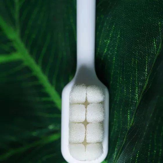 微米万毛牙刷 | 10000根刷毛,一刷牙齿亮光光,口臭、牙龈出血全解决!