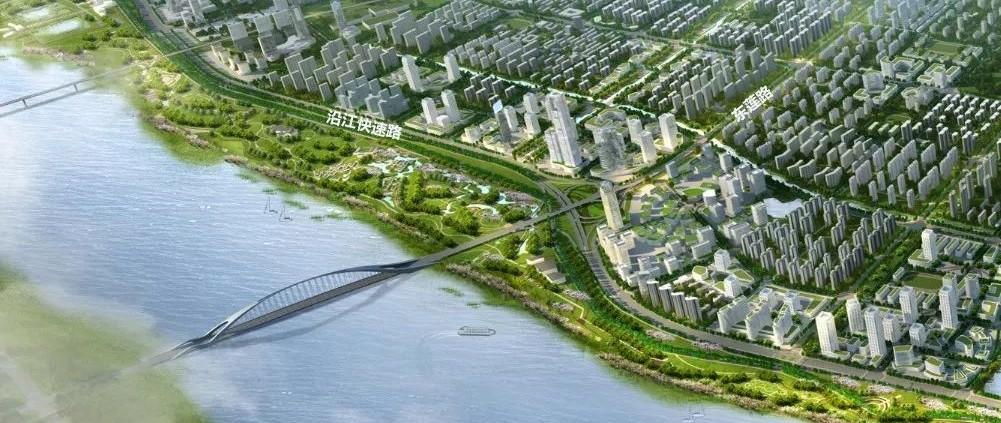 定了!南昌又将多一座过江大桥 规划方案公示