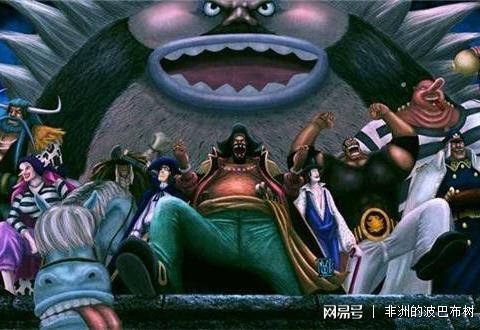 海贼王:三位一体全系黑胡子,第三枚果实动物系已预订