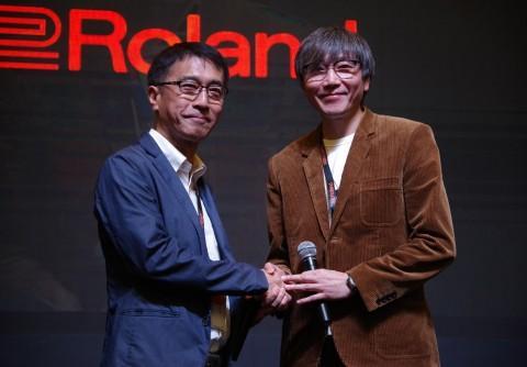 张亚东成为 Roland 罗兰中国区品牌代言人