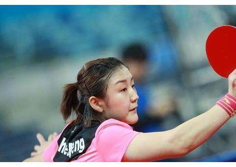 陈梦4冠孙颖莎3冠,伊藤美诚目前0冠,奥地利比赛是其最后机会