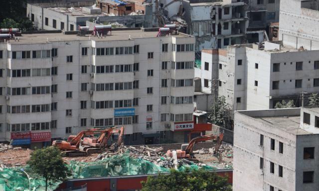 """西安南郊的""""小香港""""将要拆迁,这里有多少大学生的回忆?"""