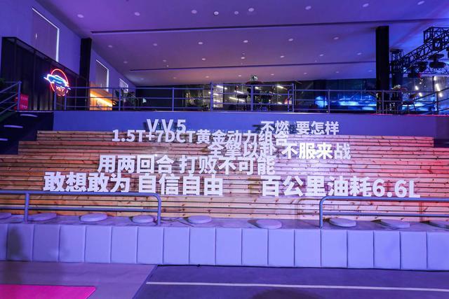 """访WEY品牌柳燕、薛东亮:品牌向上积蓄力量,VV5成""""颜智先锋"""""""