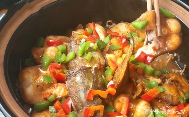 草鱼新做法,不煎不炒不蒸,鱼肉嫩滑香气四溢