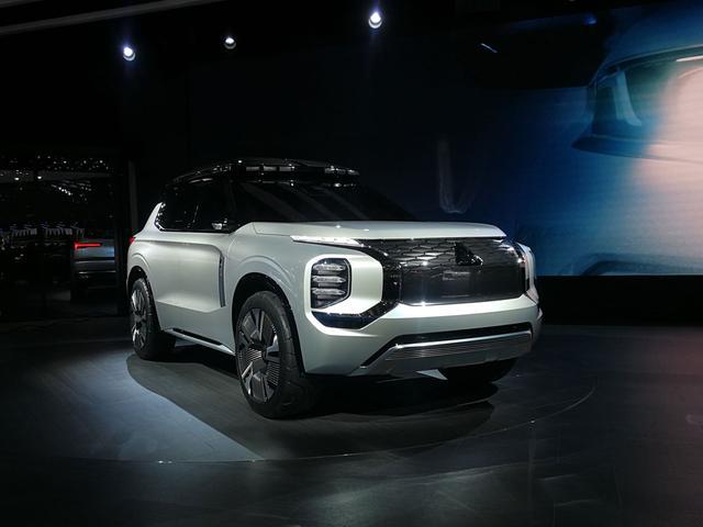 或搭1.5T发动机,全新欧蓝德谍照曝光,明年第一季度发布