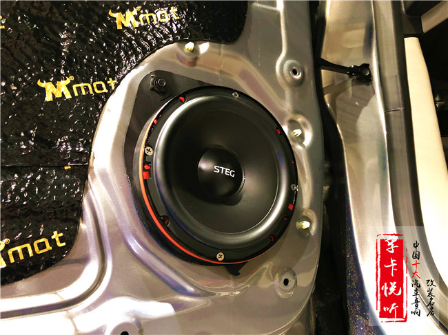 济南MPV别克GL8汽车音响改装 史泰格车载喇叭无损升级 环保隔音