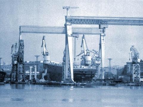 一声叹息:造辽宁号航母的乌克兰船厂要拆了!坎坷命运警示全球