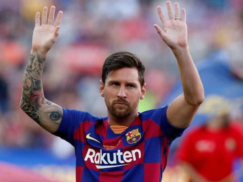 梅西为巴塞罗那续约谈判开了绿灯