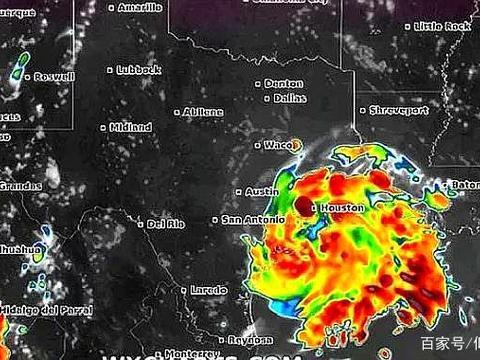 捷足先登!大西洋新风暴率先登陆美国,600万人处于危险之中