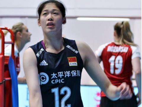 军运会中国女排第三号重炮不打主攻?或成为中国女排的埃格努