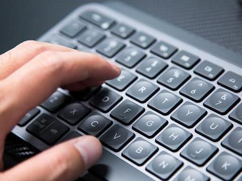 罗技 MX KEYS键盘:应对多设备桌面多设备输入需求