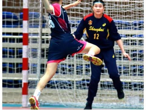 全国女子手球锦标赛小组赛收官