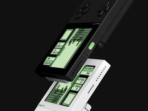 全新掌机 Analogue Pocket 发布,支持所有GB系列游戏卡带
