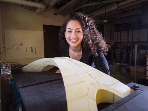 麻省理工3D打印出了达·芬奇设计的大桥 实验证明可行