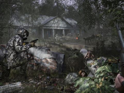 恐怖生存游戏上架Steam,为还原实景,厂商跑切尔诺贝利考察?