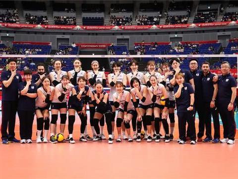 世界杯总结:韩国进步明显,荷兰将帅不和,中国女排现梦之队实力