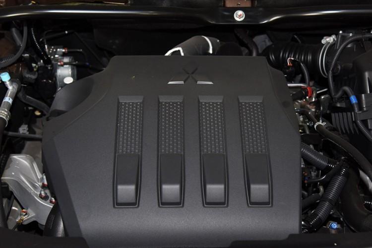 换壳奇骏/搭1.5T引擎 新一代三菱欧蓝德来了!