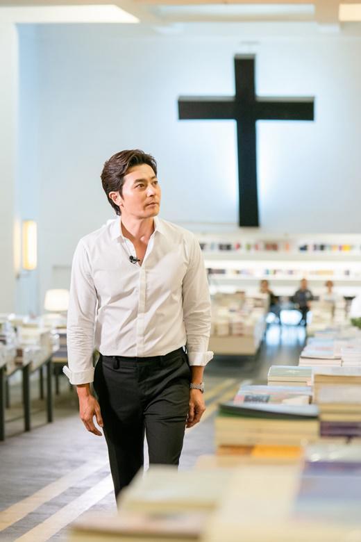 JTBC纪录片《张东健的Back To the Books》首播第一站中国先锋书店
