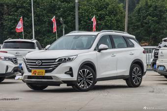 10月杭州比价 广汽传祺传祺GS5新车11.04万起