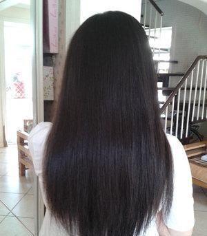 头发拉直后如何保持垂感?看这3点就够,最不建议这种发质做拉直