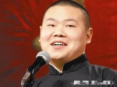 岳云鹏原名叫岳龙刚,张云雷原名张磊,看到郭麒麟我笑了