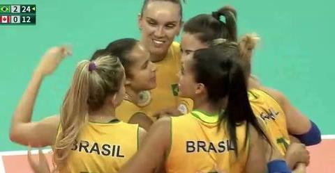 巴西女排军运会爆出丑闻 知名国手阿曼达冒名顶替年轻小将参赛