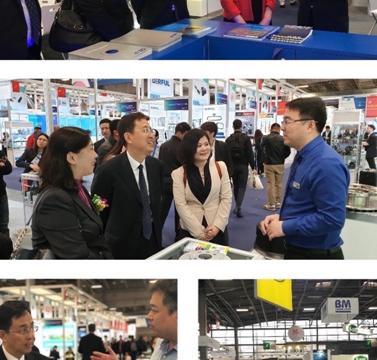 2019中国汽车工业品牌展在巴黎正式开幕