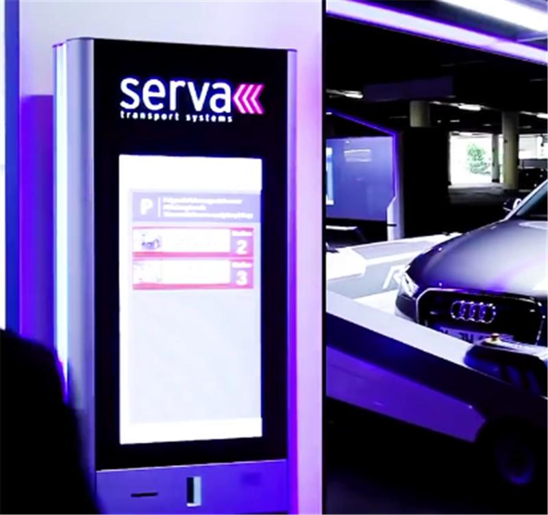 大兴机场黑科技:车停好不用管,机器人帮您泊车,下机后给你送车