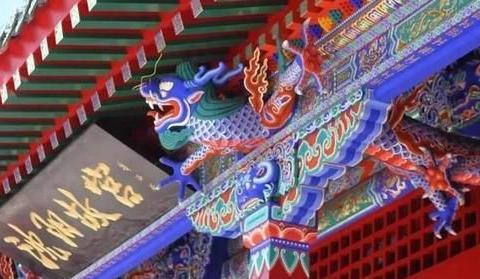 仅存的两大宫殿建筑群之一,最重要的游览点,辽宁省沈阳故宫