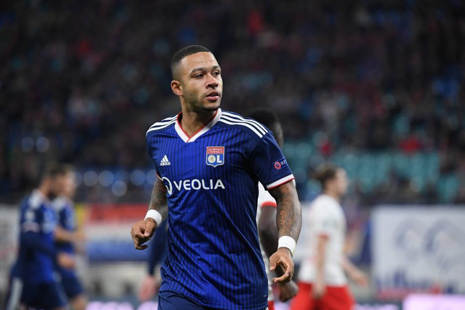 队报:德佩加盟里昂后首次因伤缺席,或伤停一周