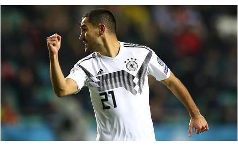 10人德国3-0胜爱沙尼亚 京多安传射 埃姆雷-詹染红 维尔纳破门