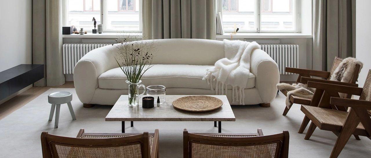 斯德哥尔摩旧校舍改造为阳光公寓,用细节致敬岁月