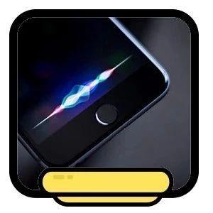 """问:苹果的语音助手为什么叫""""Siri""""?"""