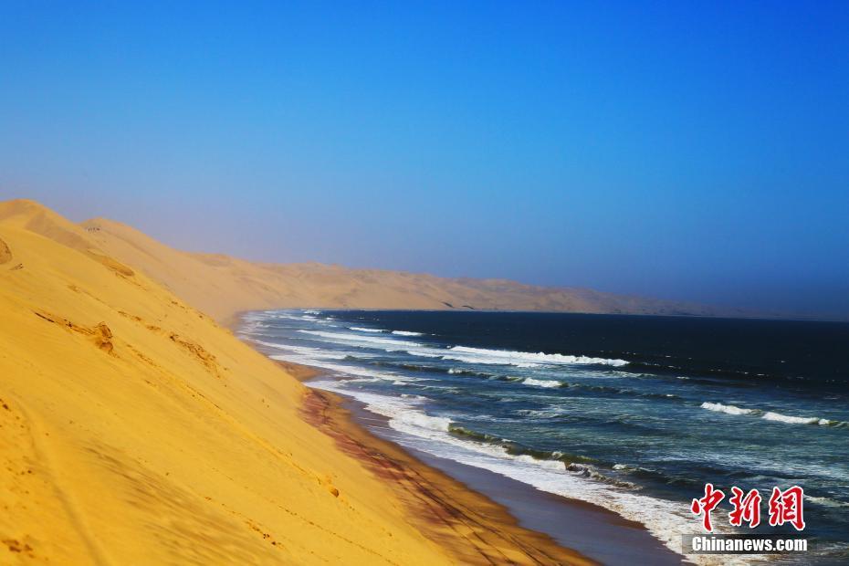 探访纳米比亚独特风情:一半海水 一半沙漠