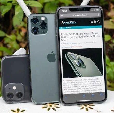 外媒:苹果 A13芯片吊打所有竞争对手