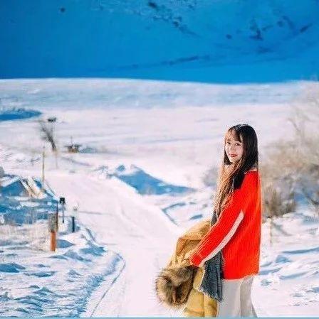 全国迎来大降温!而新疆的雪景火了,这组性冷淡照片90%的人都没见过!