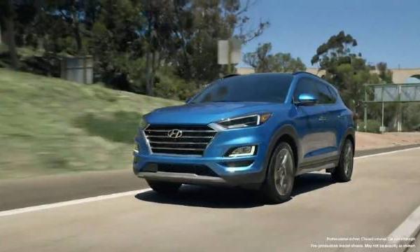 视频:汽车视频:全新新2020现代途胜SUV推出