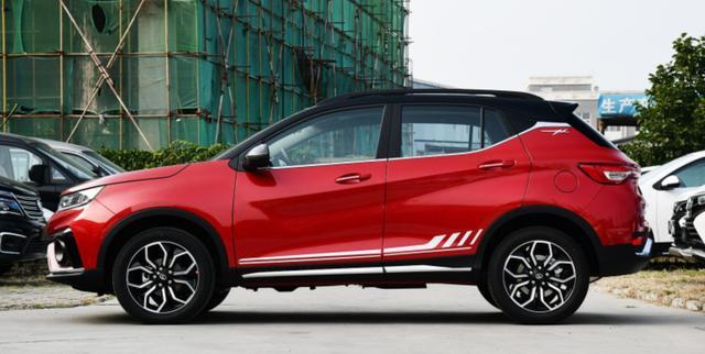 1.5T动力 全景天窗两块大屏 这款针对年轻人的SUV 顶配不到10万