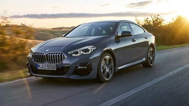 BMW 2 Series Gran Coupe 帅气轿跑正式登场!