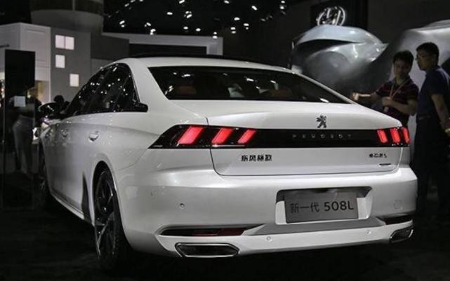 全新标致508L,月销不足300台,销售员坦言:真心卖不动