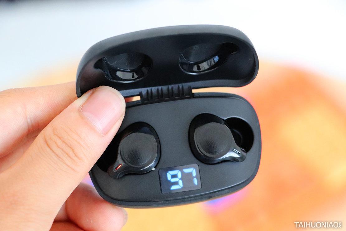 贝壳王子无线蓝牙耳机体验:机身轻盈,小巧便携